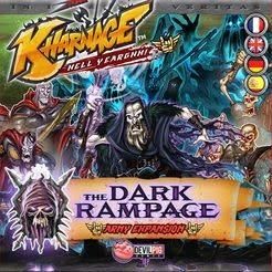 Devil Pig Games Kharnage The Dark Rampage