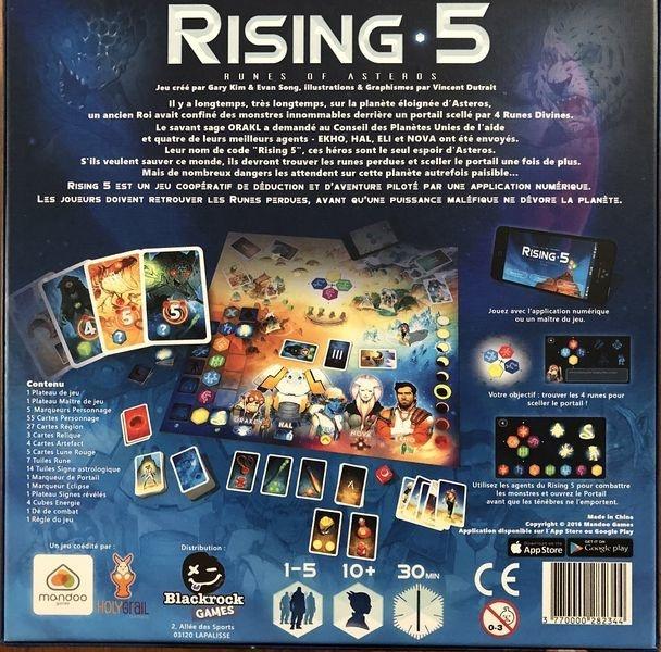 Grey Fox Rising 5: Runes of Asteros