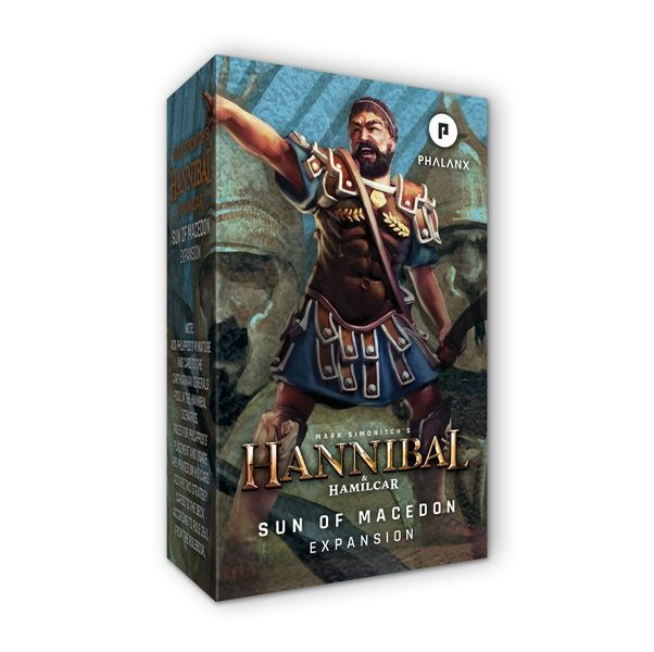 Phalanx Hannibal & Hamilcar: Sun of Macedon