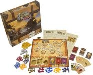 Wizkids Trains and Stations Strategy Game