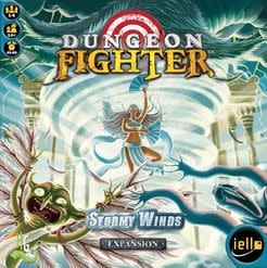 Iello Dungeon Fighter: Stormy Winds