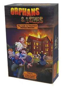 Blind ferret Orphans & Ashes