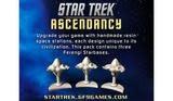 Gale Force Nine Star Trek Ascendancy: Ferengi Starbase set