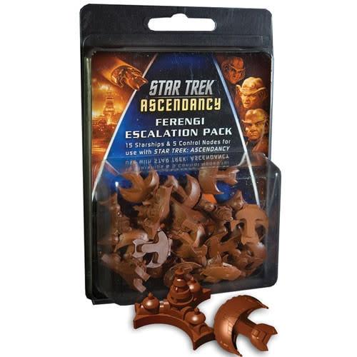 Gale Force Nine Star Trek Ascendancy: Ferengi Escalation pk
