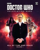 Cubicle seven Dr Who vol 1 All of Time and Space