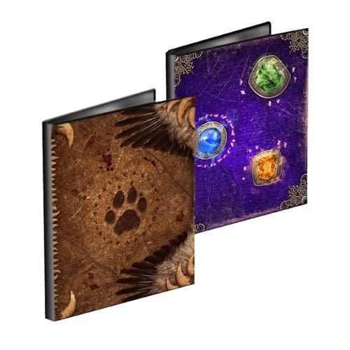 Arcane wonders Mage Wars official Spellbook Pack 4