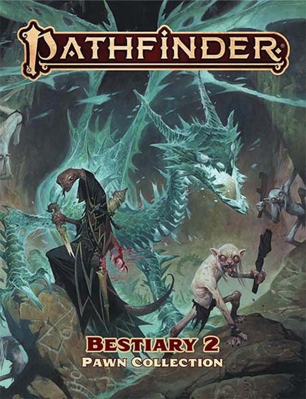 Paizo Pathfinder RPG: Bestiary 2