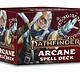 Paizo Pathfinder RPG Spell Cards: Arcane