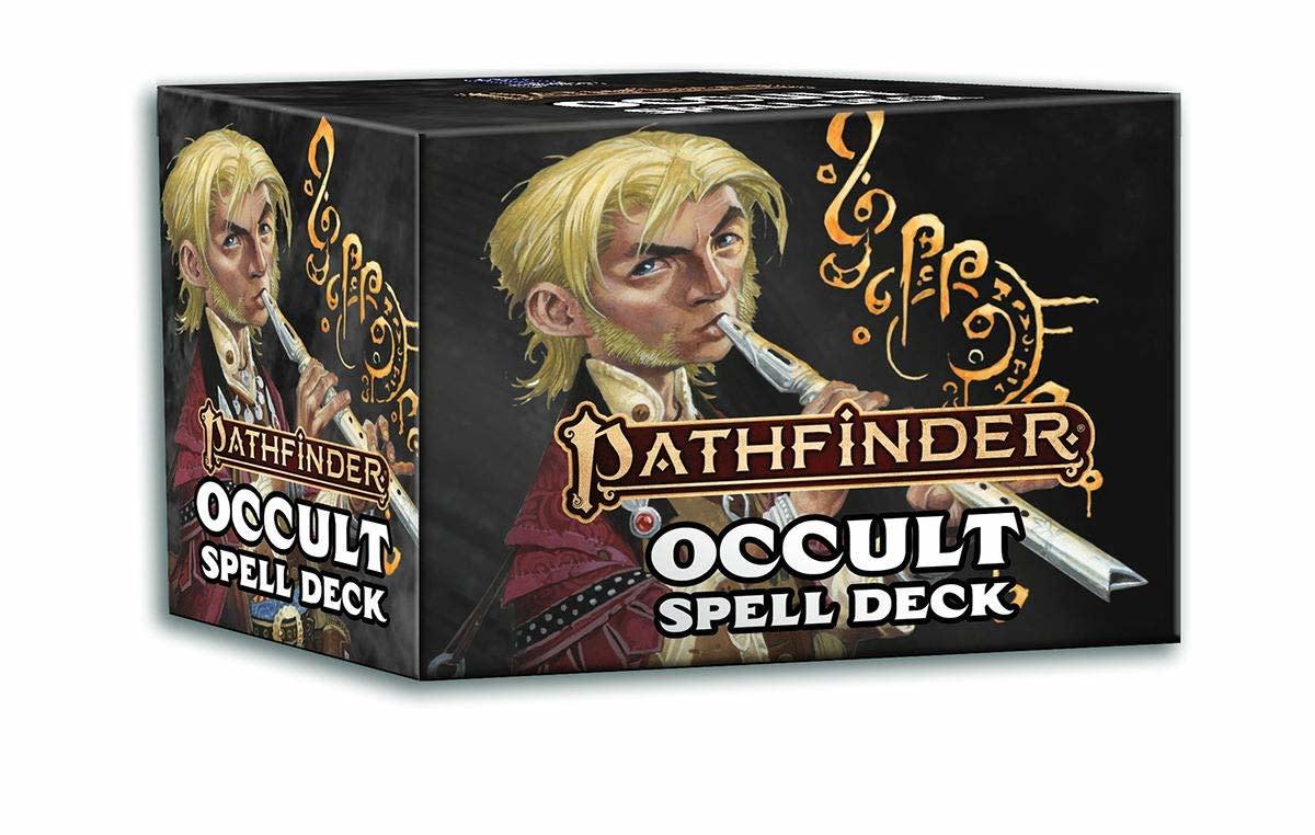 Paizo Pathfinder RPG Spell Cards: Occult