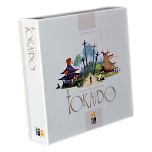 Fun Forge Tokaido: Collector's accessories pack