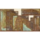 Gale Force Nine D&D RPG Map: Waterdeep dragon Heist collection