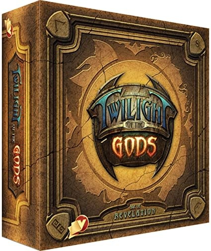 Victory Point Games Twilight of the Gods
