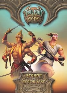 Victory Point Games Twilight of the Gods: Season of Apocalypse