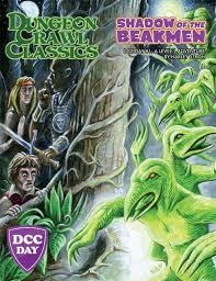 Goodman Games Dungeon Crawl Classics RPG: Shadow of the Beakman