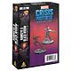 Atomic Mass Games Marvel Crisis Protocol: Hawkeye & Black Widow