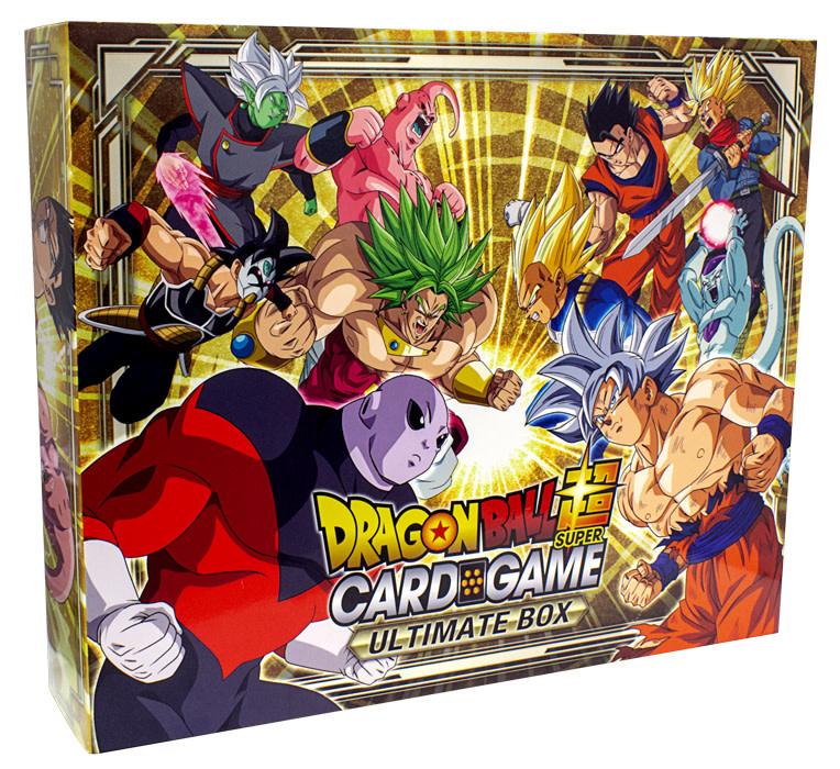 Bandai Dragon Ball Z Ultimate Box