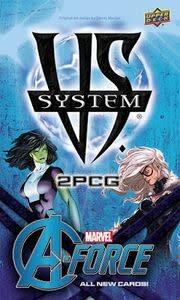 Upper deck Marvel VS system: A Force