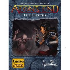 Indie boards & cards Aeon's End: The Depths
