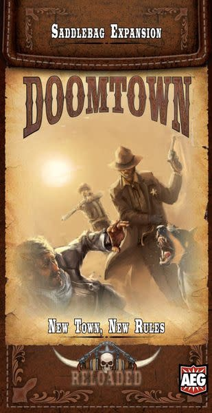 AEG Doomtown Reloaded: New Town, New Rules