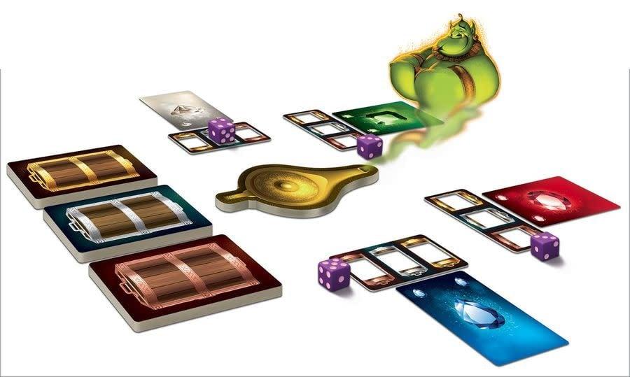 Iello Tales & Games: Aladdin & The Magic Lamp