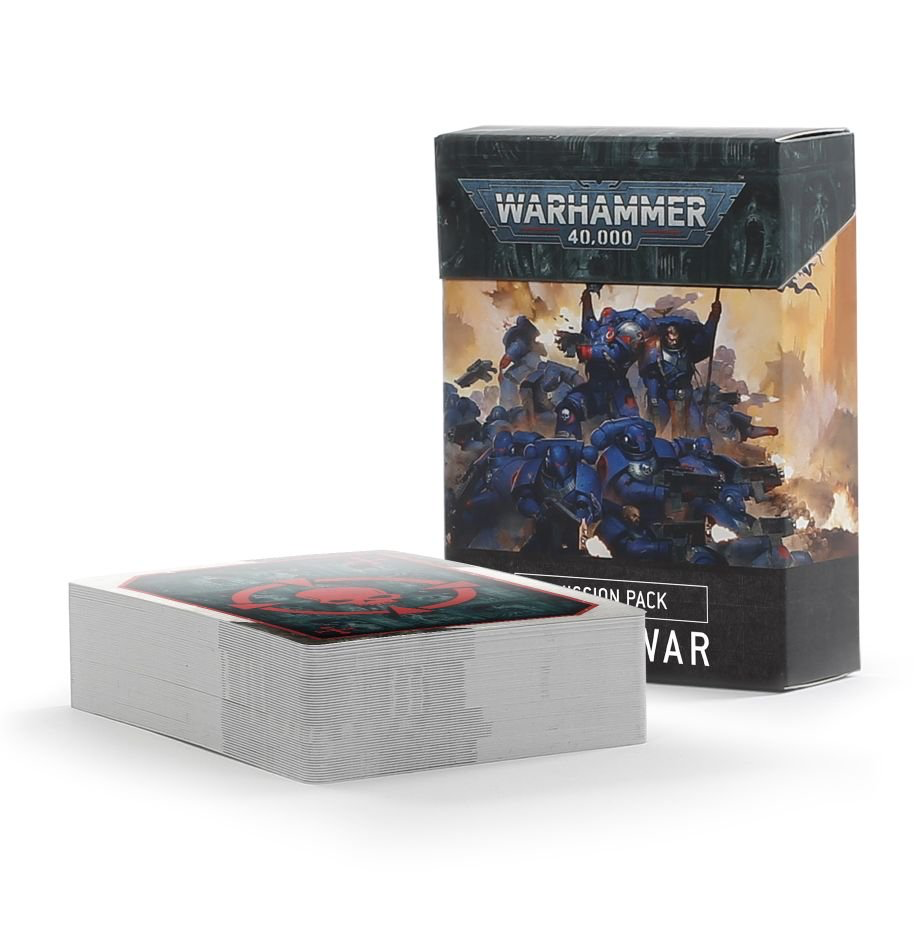 Games Workshop Warhammer 40K: Mission Pack Open War