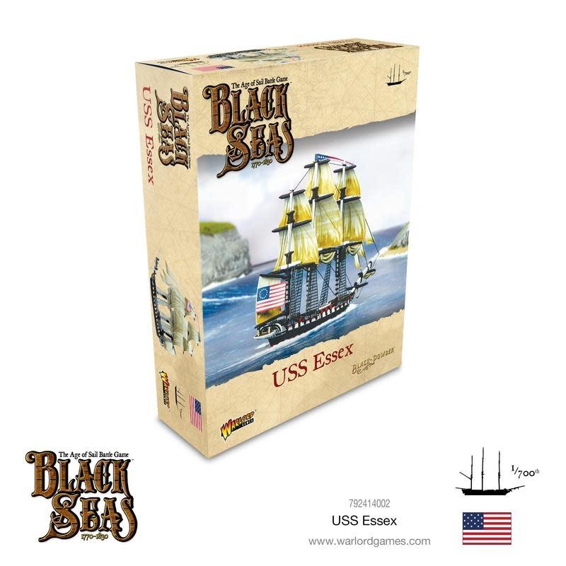 Warlord games Black Seas: USS Essex