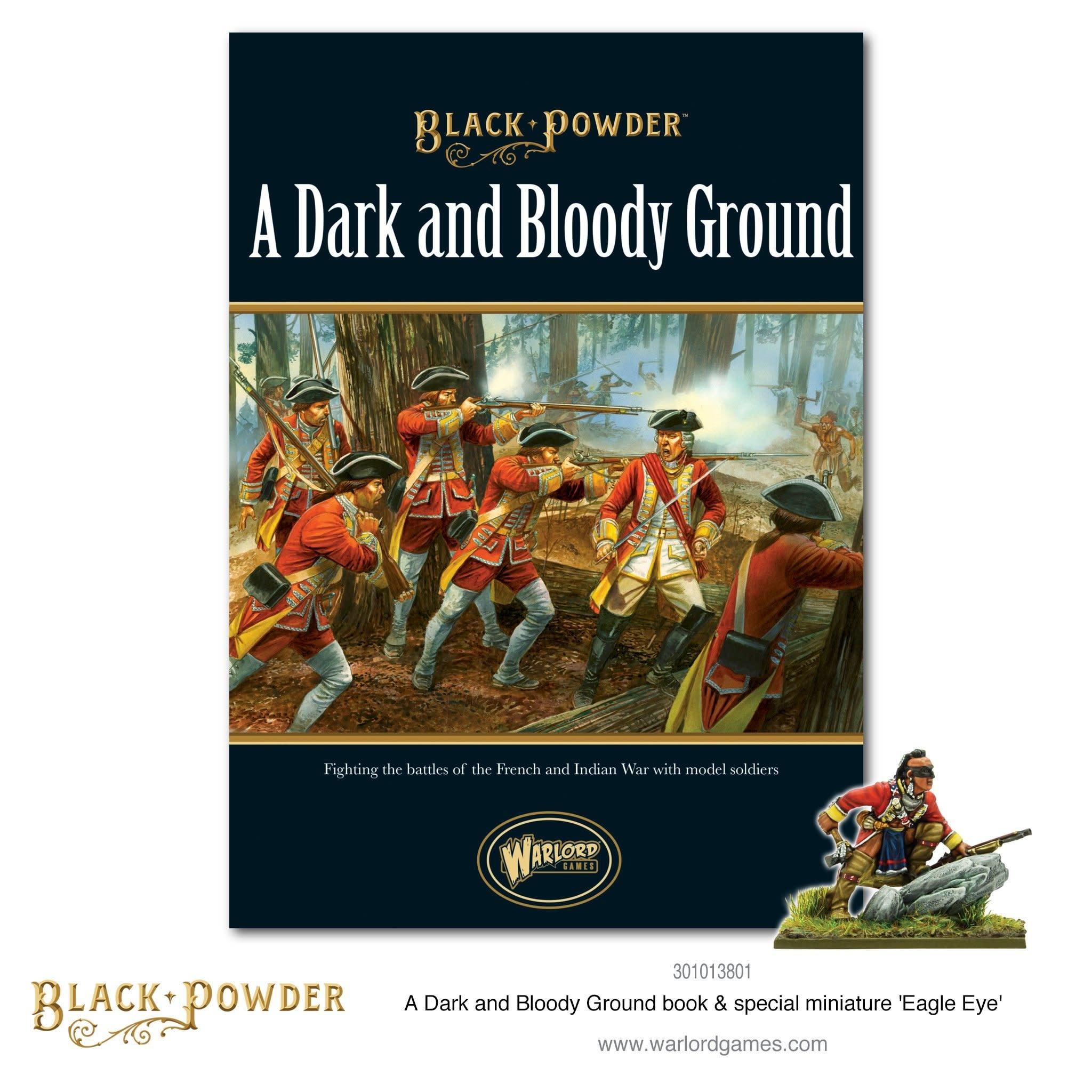 Warlord games Black Powder: Dark & Bloody Ground Book