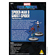 Atomic Mass Games Marvel Crisis Protocol: Spider-man and Ghost-Spider