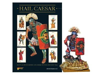 Warlord games Hail Caesar: Core Rulebook