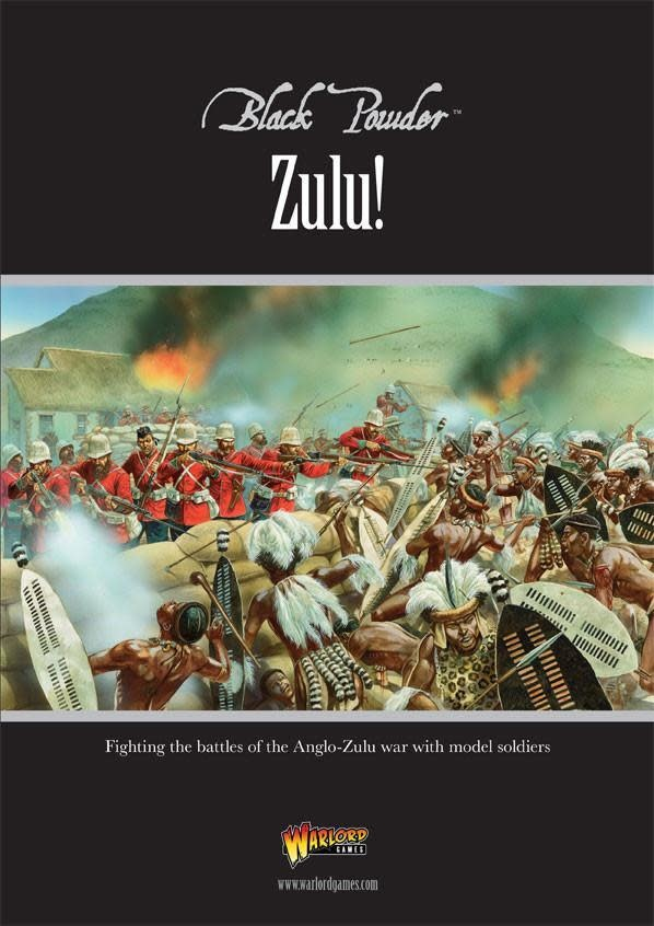 Warlord games Black Powder: Zulu Book