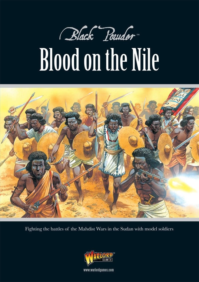 Warlord games Black Powder: Blood on the Nile Book