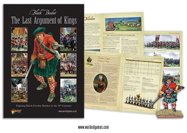 Warlord games Black Powder: Last Argument of Kings Book