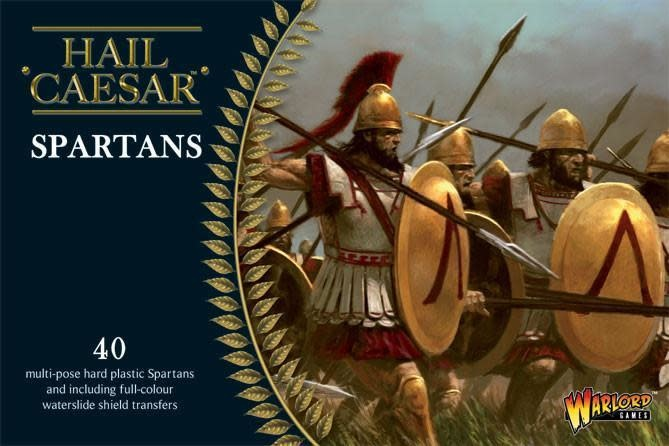 Warlord games Hail Caesar: Spartans