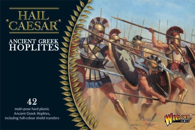 Warlord games Hail Caesar: Ancient Greek Hoplites