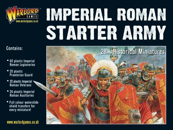 Warlord games Hail Caesar: Imperial Roman Starter Army