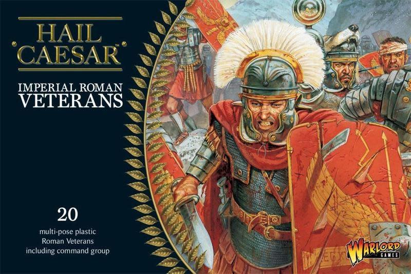 Warlord games Hail Caesar: Imperial Roman Veterans