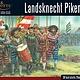 Warlord games Pike & Shotte: Landsknechts Pikemen (plastic)