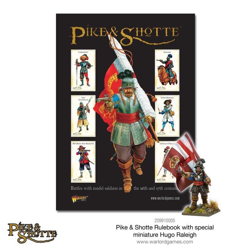 Warlord games PIke & Shotte: Core Rulebook