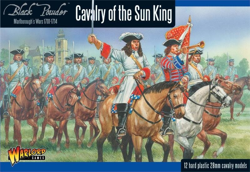 Warlord games Black Powder: Cavalry of the Sun King (1701-1714)