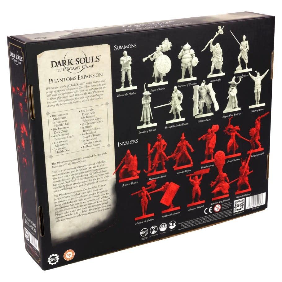 Steamforged Dark Souls board game: Phantoms Expansion