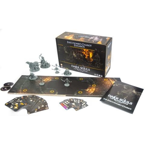 Steamforged Dark Souls board game: Executioners chariot expansion
