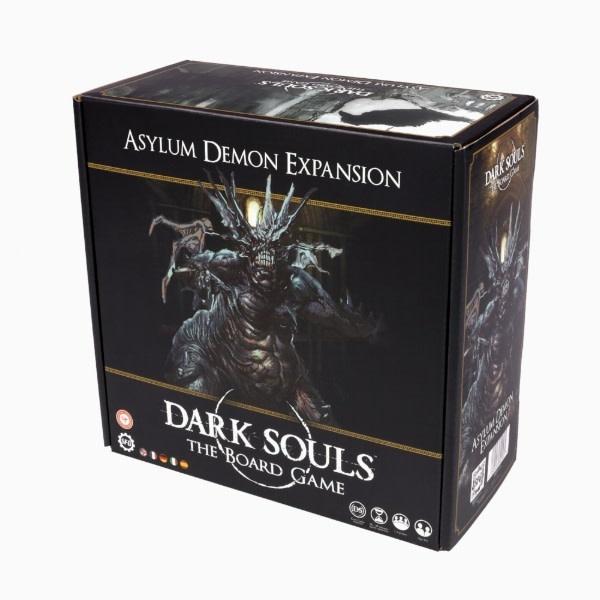 Steamforged Dark Souls board game: Asylum Demon Expansion