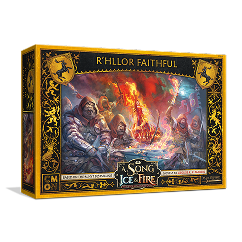 CMON A Song of Ice & Fire: R'hllor Fatihful