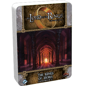 Fantasy Flight Lord of the Rings LCG: Mines of Moria