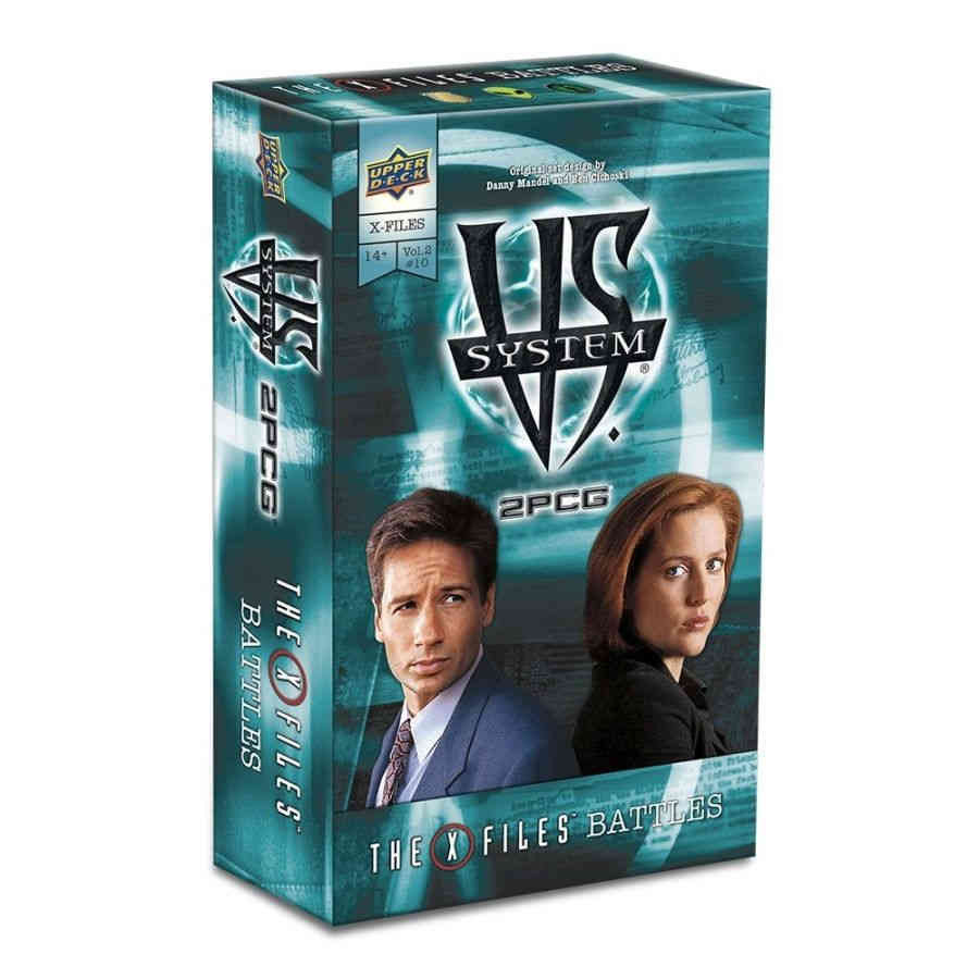Upper deck VS System: The X Files