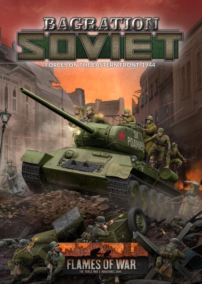Flames of War Flames of War: Bagration Soviet Book