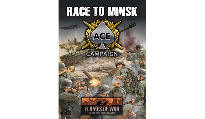 Flames of War Flames of War: Race for Minsk ACE Campaign