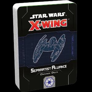 Fantasy Flight Star Wars X-Wing: Separatist Alliance Damage Deck