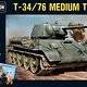 Warlord games Bolt Action: Soviet- T-34/76 Medium Tank