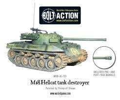 Warlord games Bolt Action: US- M18 Hellcat